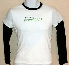 PROJECT GREENLIGHT Contest TV Show HBO CHANNEL Womens Long SleeveT SHIRT M New