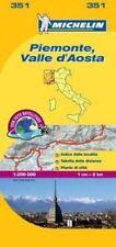 Libros de mapas y atlas italianos