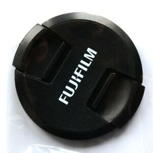 Camera Front Lens Cap Cover 49mm For Fujifilm lenses with 49mm filter thread