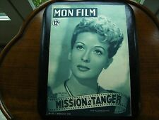 mission a tanger-mon film-gaby sylvia