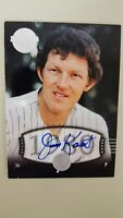 2004 Jim Kaat Auto  SP #187 UD Timeless Teams  Short Print  !