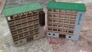 FALLER? HO/OO Gauge Scala Flats / Office Buildings for Model Railways