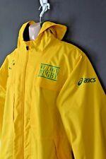 Asics Rugby Union Australia Wallabies supporter jacket warm size 16 fleece lined