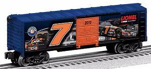 2012 Lionel 6-39348 Lionel NASCAR Collectables Boxcar #7 JR Motorsport new inbox