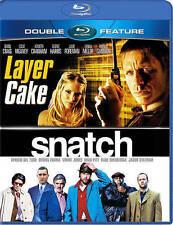 Layer Cake / Snatch (2000) - Set [Blu-ray] DVD, ,
