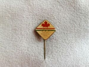 NOC Hungary Olympic Committee for Olympic Games Montreal 1976 stickpin