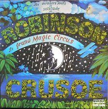 LE GRAND MAGIC CIRCUS LES DERNIERS JOURS DE SOLITUDE LP 1972 NMint