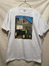 John Deere T-shirt Model 420 Design New Without Tags Medium See Description