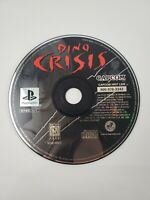 Dino Crisis - Sony PlayStation 1 PS1 PSX Game Only