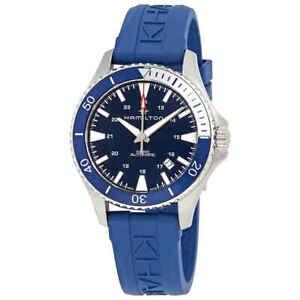 Hamilton Scuba Automatic Blue Dial Men's Watch H82345341