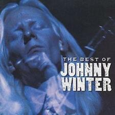 Johnny Winter : The Best Of Johnny Winter CD (2002) ***NEW***