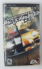 Need for Speed: Most Wanted -- 5-1-0 (Sony PSP, 2005) CIB