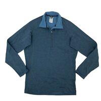 Vintage Patagonia Performance Baselayer Shirt Men's Size M Long Sleeve Capilene