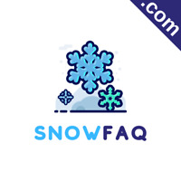 SNOWFAQ.com 7 Letter Short .Com Catchy Brandable Premium Domain Name for Sale