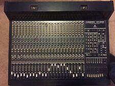 Behringer Eurodesk MX 9000 Mixer POWER SUPPLY