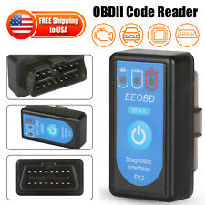 Bluetooth OBD2 Car Scanner Code Reader Diagnostic Tool For Windows/Android/iOS