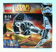 Lego 75082 Star Wars, Tie Advanced Prototype, Nuevo Sellado