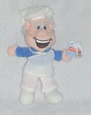 "WENDELL THE BAKER 9"" Plush Stuffed Toy Doll CINNAMON TOAST CRUNCH General Mills"