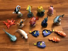 Disney Finding Nemo Dory Figure Toy Lot