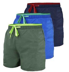 Costume da Bagno Uomo Shorts Mare Pantaloncino Corto Boxer GIROGAMA 5411IT