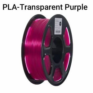 Printer PLA Filament Dimensional Accuracy 3D Printing Material For RepRap Colors