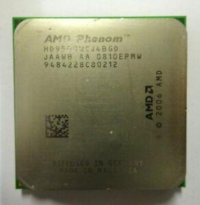 AMD Phenom X4 9500 HD9500WCJ4BGD - Quad Core - 2,20GHz - Sockel AM2 #78
