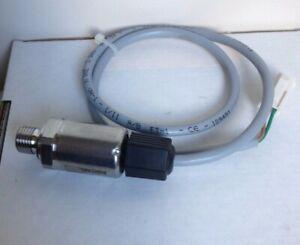 Huba Pressure Switch Sensor -1..15 bar 4..20mA 24v p/n.520.99042