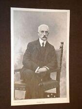 Scrittore Giovanni Carmelo Verga di Catania nel 1906