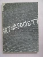 Art into Society: Joseph Beuys, Hans Haacke, ICA London 1974