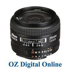 New Nikon AF Nikkor 24mm f/2.8D F2.8 Lens for D610 D750 D850 1 Year Au Warranty