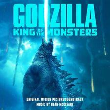 Godzilla:King of the Monsters Soundtrack 2CD NEU OVP