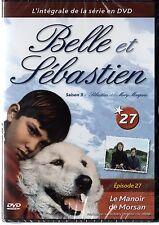 Belle et Sebastien - Intégrale kiosque - Saison 3 - dvd 27 - NEUF