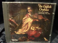 The English Orpheus-a seiries of English discoveries, 1600-1800