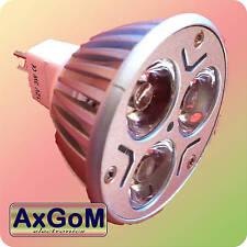 3 x 1 Watt High-Power-LED Spot - MR16 - weiss