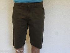 Altamont Männer Chino Shorts Sgt. Short Brown Gr 32 Kurze Hose