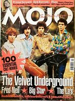 Mojo Magazine Feb 2000 - The Velvet Underground - in stock from UK