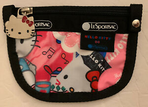 NEW!! LeSportsac Hello Kitty Ring COIN POUCH