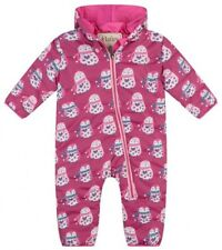 Hatley Baby Girls Cuddly Penguins Snowsuit 12-18mths And 18-24mths