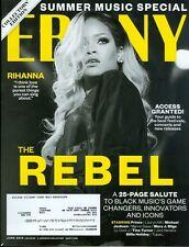 2014 Ebony Magazine: Rihanna the Rebel/Summer Music Special/Michael Jackson