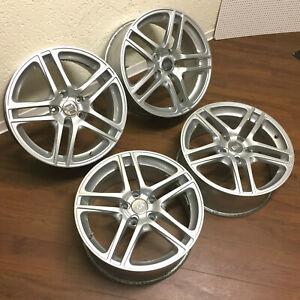 4x Alufelgen - RH Alurad BE Twin - 8J x 18 Zoll ET35 - 5x120 - BMW E90 E87 X1 X3