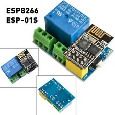 ESP8266 ESP-01S + 5V WiFi Relay Module Smart Home Remote Control Unlock Set