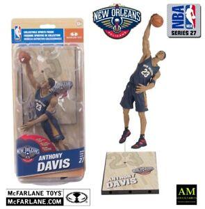 McFARLANE NBA 27 - NEW ORLEANS PELICANS - ANTHONY DAVIS - FIGUR - NEU/OVP