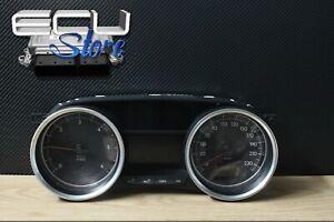 INSTRUMENT CLUSTER Peugeot 508 Diesel 2011 - 9665966080