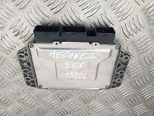 Calculateur Moteur - RENAULT Megane II (2) 1.6L ESS - Référence : 8200298457