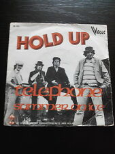 VINYLE 45 T HOLD UP TELEPHONE / SUMMER ON ICE  1973