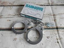 HANDCUFFS Steel Metal +2 KEYS Handcuff Hen Stag Night Sex Policeman or Toys Kids