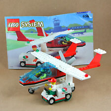 Lego Town 6341 Gas 'n' Go Flyer Airport with instruction