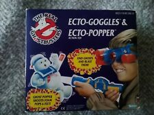 The Real Ghostbusters Ecto-Goggles and Ecto-Popper