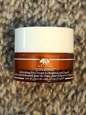NEW Origins Ginzing Refreshing Eye Cream brighten & depuff 0.17 oz / 5ml Jar