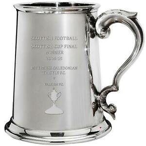 INVERNESS CALEDONIAN THISTLE FC 2015 Scottish Cup Final Winner 1pt Tankard